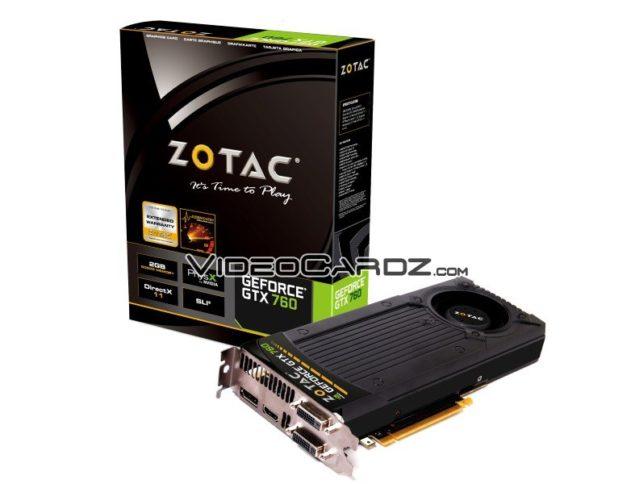 ZOTAC GTX 760