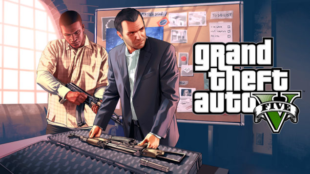 Grand Theft Auto 5 PC Version