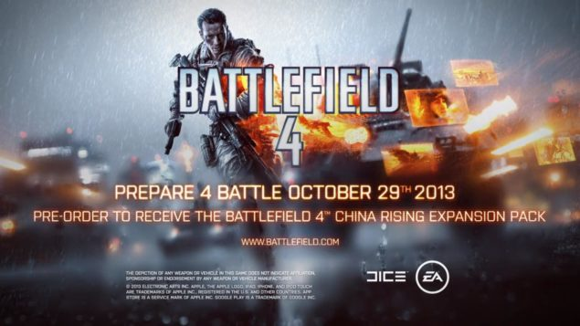 Battlefield 4 Multiplayer