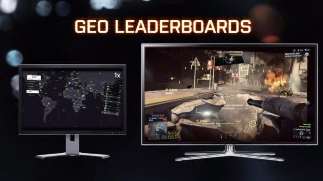 Battlelog 2 Geo Leaderboards