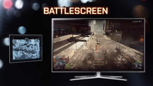 Battlelog Battlescreen