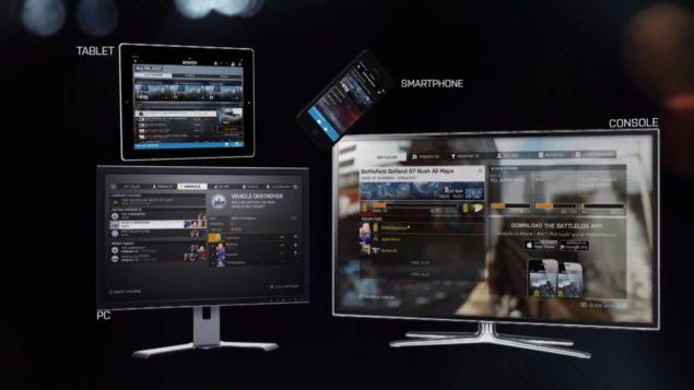 Battlelog Devices