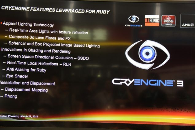 CryEngine 3 Features