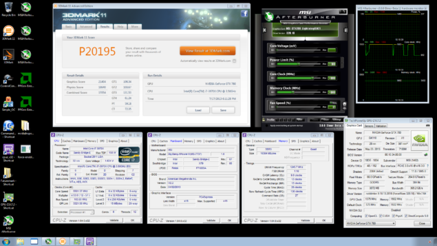 GTX 780 Lightning Performance