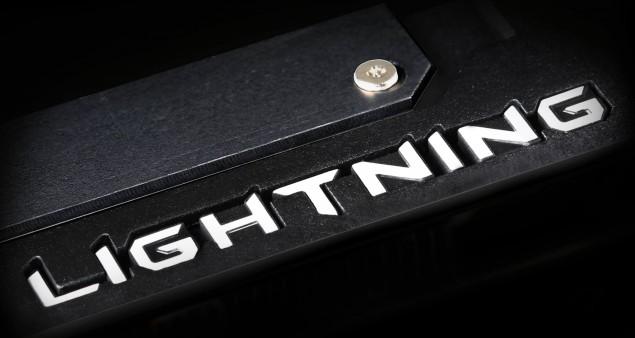 GTX 780 Lightning Teaser