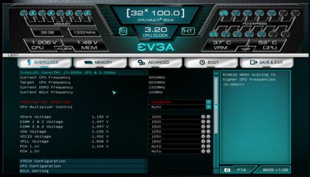 X79 Dark BIOS