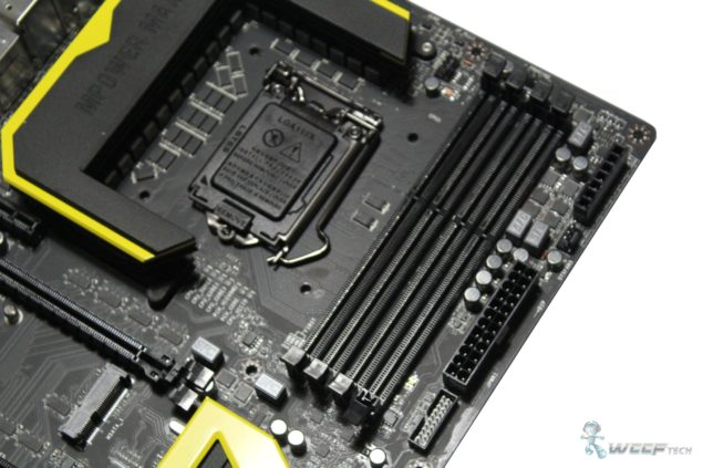 Z87 MPOWER MAX DIMMs (Custom)