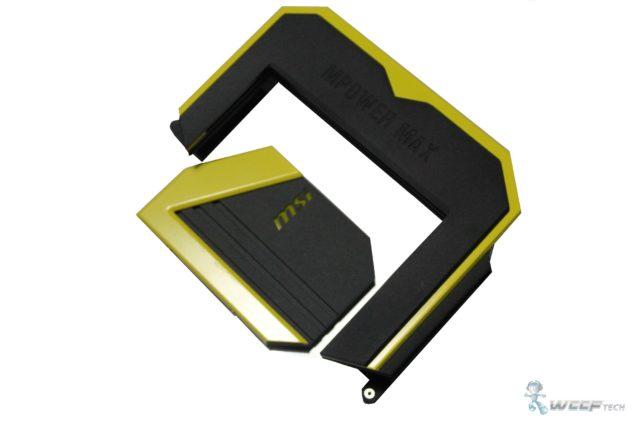 Z87 MPOWER MAX Heatsinks (Custom)