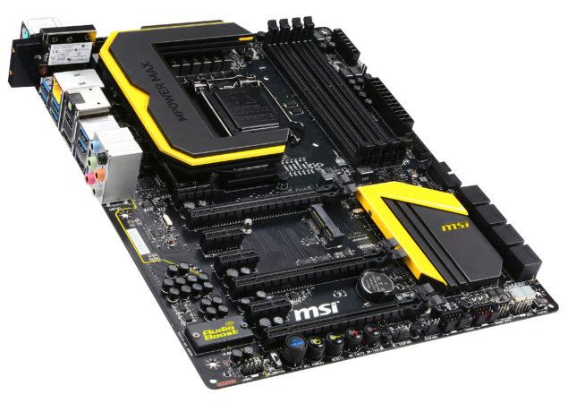Z87 MPOWER MAX Promo