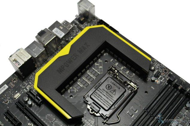 Z87 MPOWER MAX Socket (Custom)
