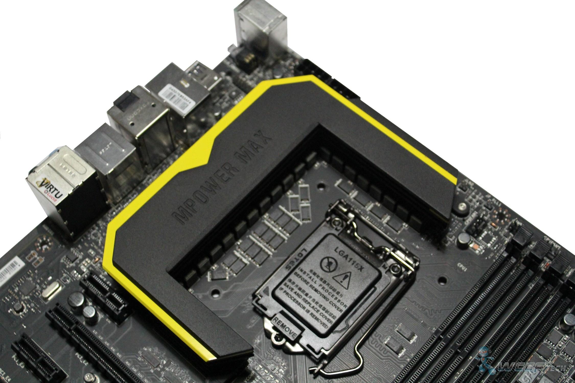 MSI Z87 MPOWER Intel Smart Connect Technology Driver UPDATE