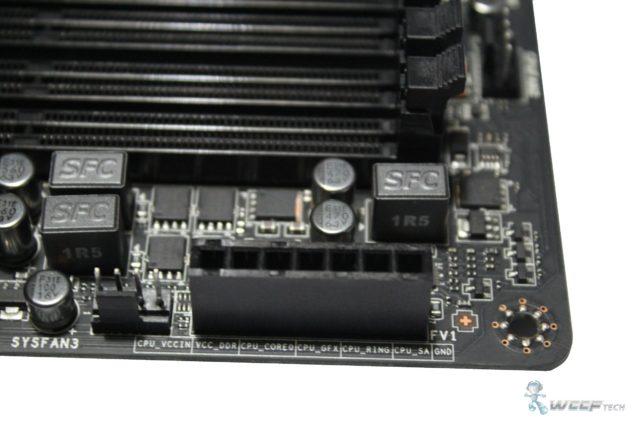 Z87 MPOWER MAX V-Check Point (Custom)
