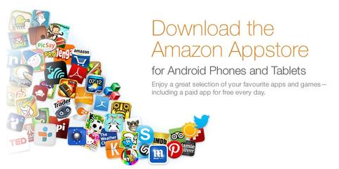 download amazon app store apk