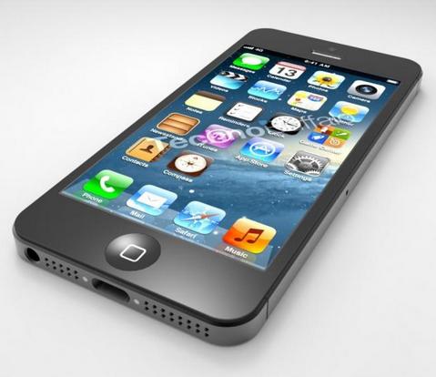 apple iphone 5s vs iphone 5