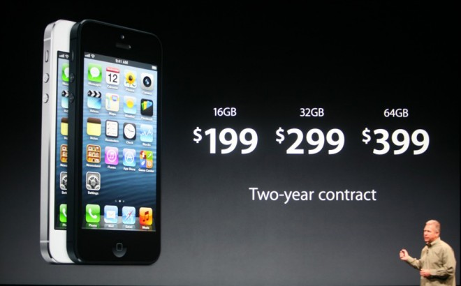 iphone 5s price