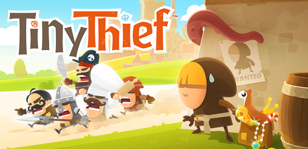 tiny thief ios game