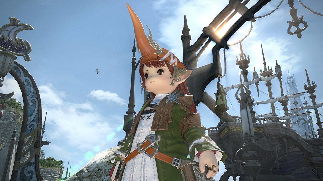Final Fantasy XIV Screenshots and Information Leaked