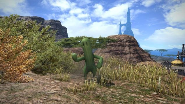 FF XIV Screenshots
