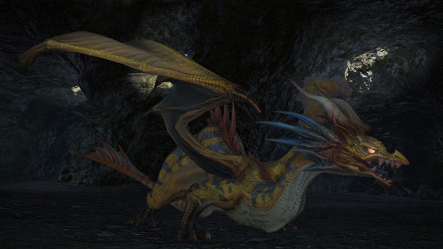 Final Fantasy XIV Screenshots