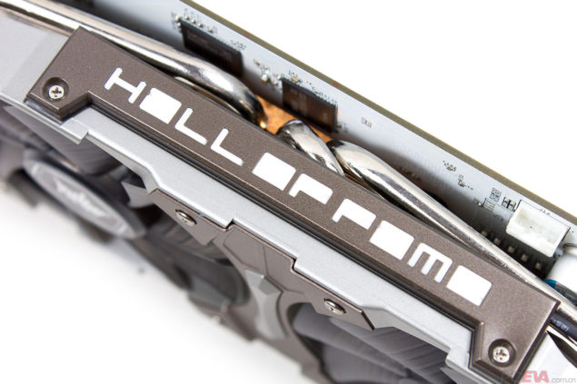 Galaxy GTX 660 HoF (Hall of Fame)