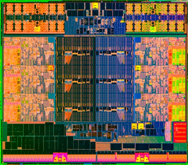 Intel Ivy Bridge-E Power Density