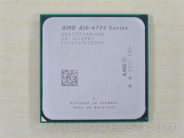 A10-6700T 45W APU AMD