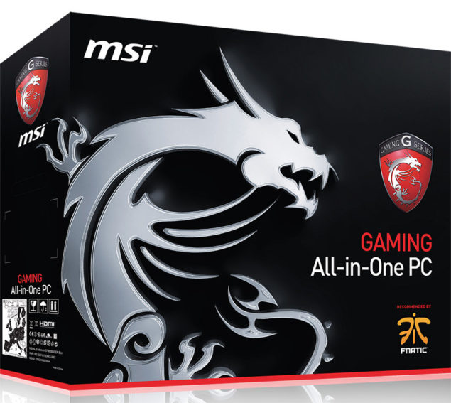 msi ag2712a all in one