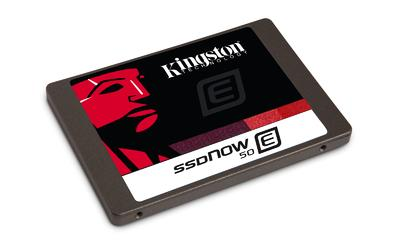 Kingston SSDNow E50 Enterprise Class SSD