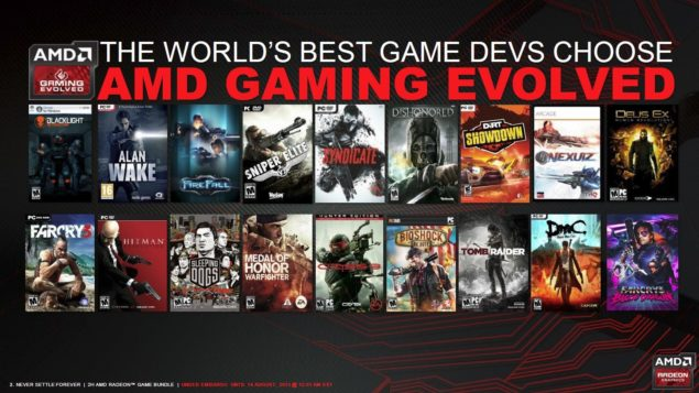 AMD Game Bundle