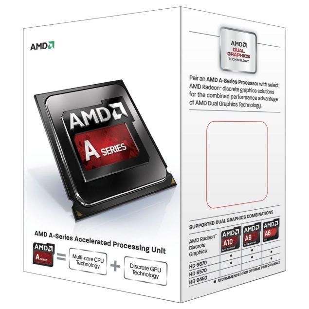 AMD Richland A10-6700T