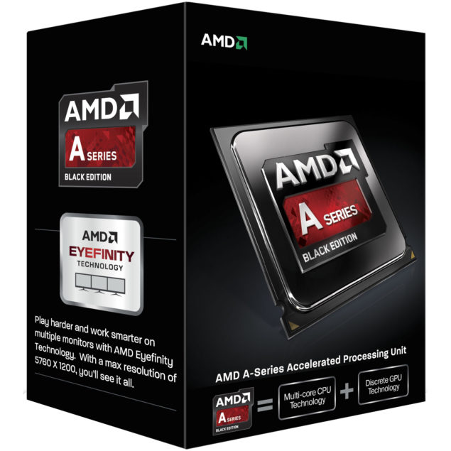 AMD Richland Box