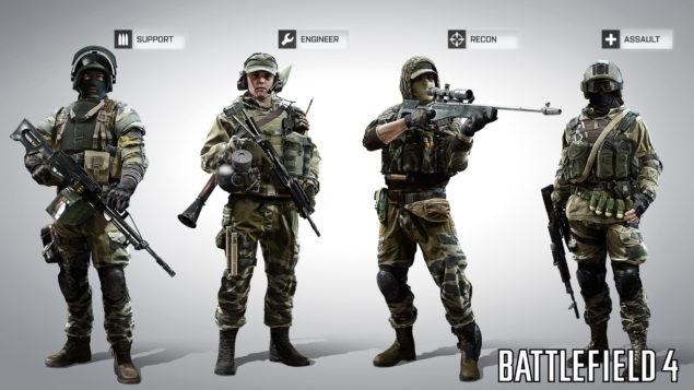 Battlefield 4 Russia