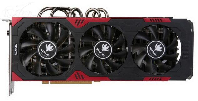 Colorful iGame GeForce GTX 780 Kudan_1