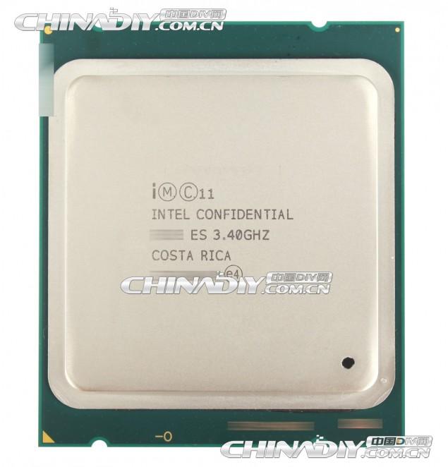 Core i7-4930K Front