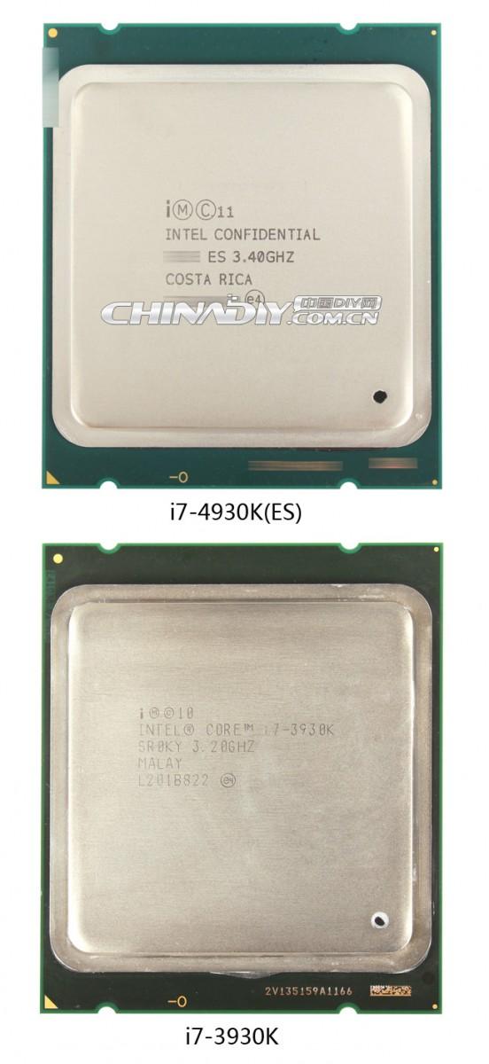 Core i7-4930K vs Core i7-3930K