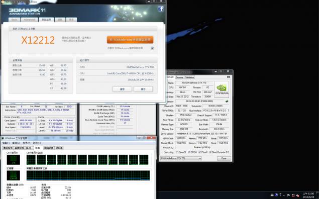 Core i7-4960X 3DMark 11