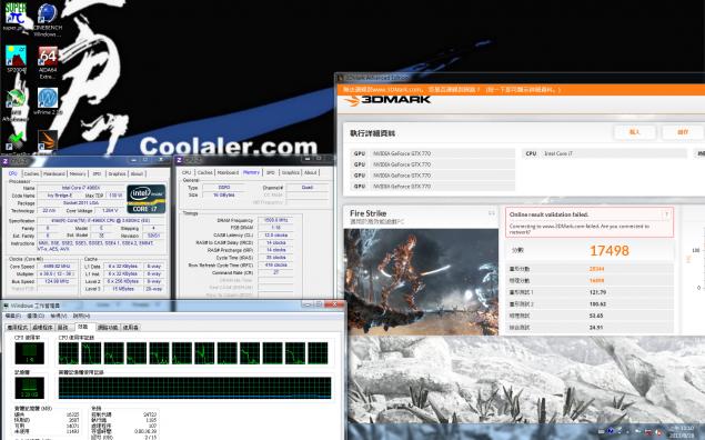 Core i7-4960X 3DMark Firestrike