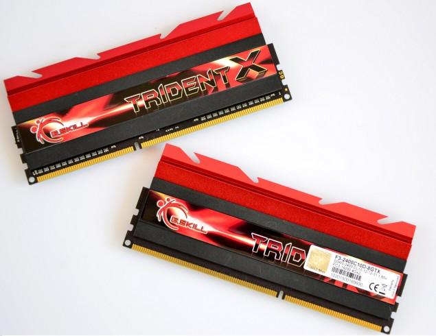 G.Skill DDR4 Memory