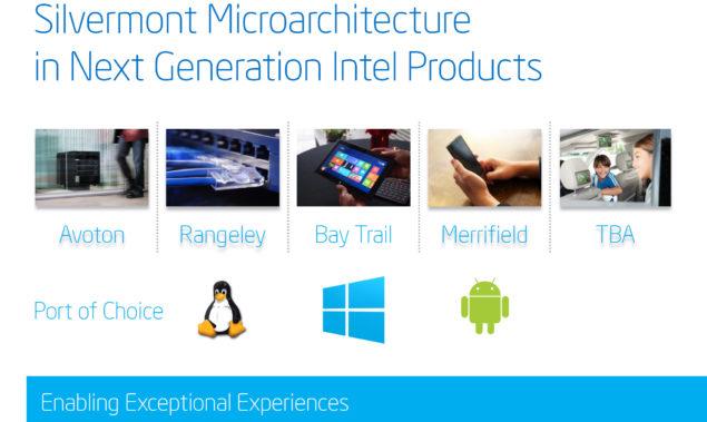 Intel Silvermont Architecture