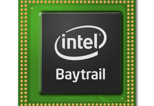 Intel Atom Bay Trail-M SoC