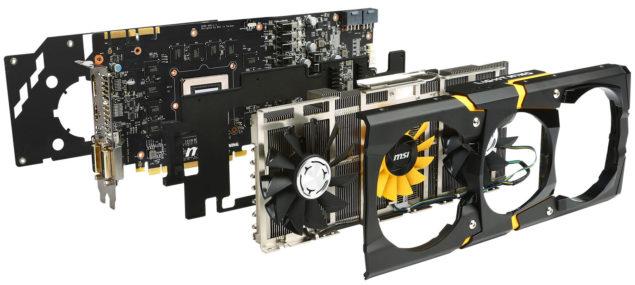 MSI GeForce GTX 780 Lightning Cooler