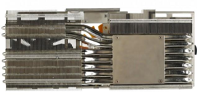 MSI GeForce GTX 780 Lightning Heatsink