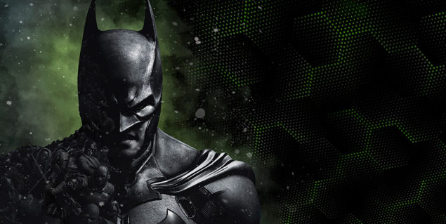 NVIDIA Batman Arkham Origins Bundle