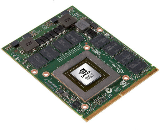 NVIDIA Quadro K5100M