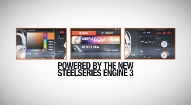 SteelSeries Siberia Engine 3