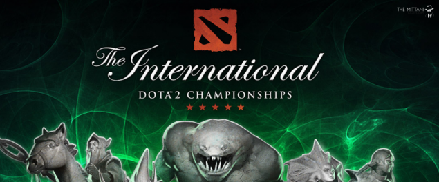 Dota 2 ti3 The International 3