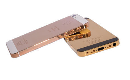 iPhone Gold 5S