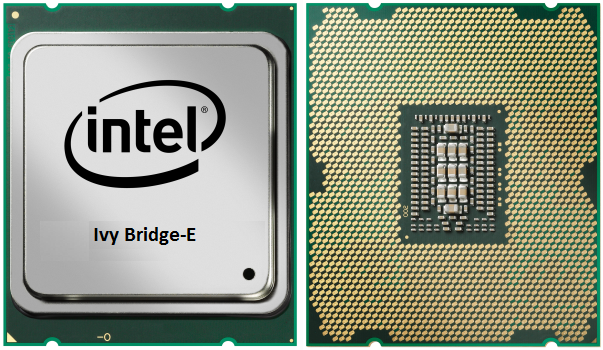 Intel Ivy Bridge E Hedt Core I7 Will Be An Actual 6 Core Xeon Die