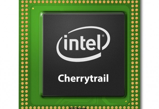 Intel Atom SoC Cherry Trail Willow Trail