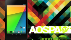 Install AOSPA 4.0 Beta 3 KitKat ROM on Nexus Devices
